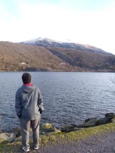 Di North Wales (Disember 2009)